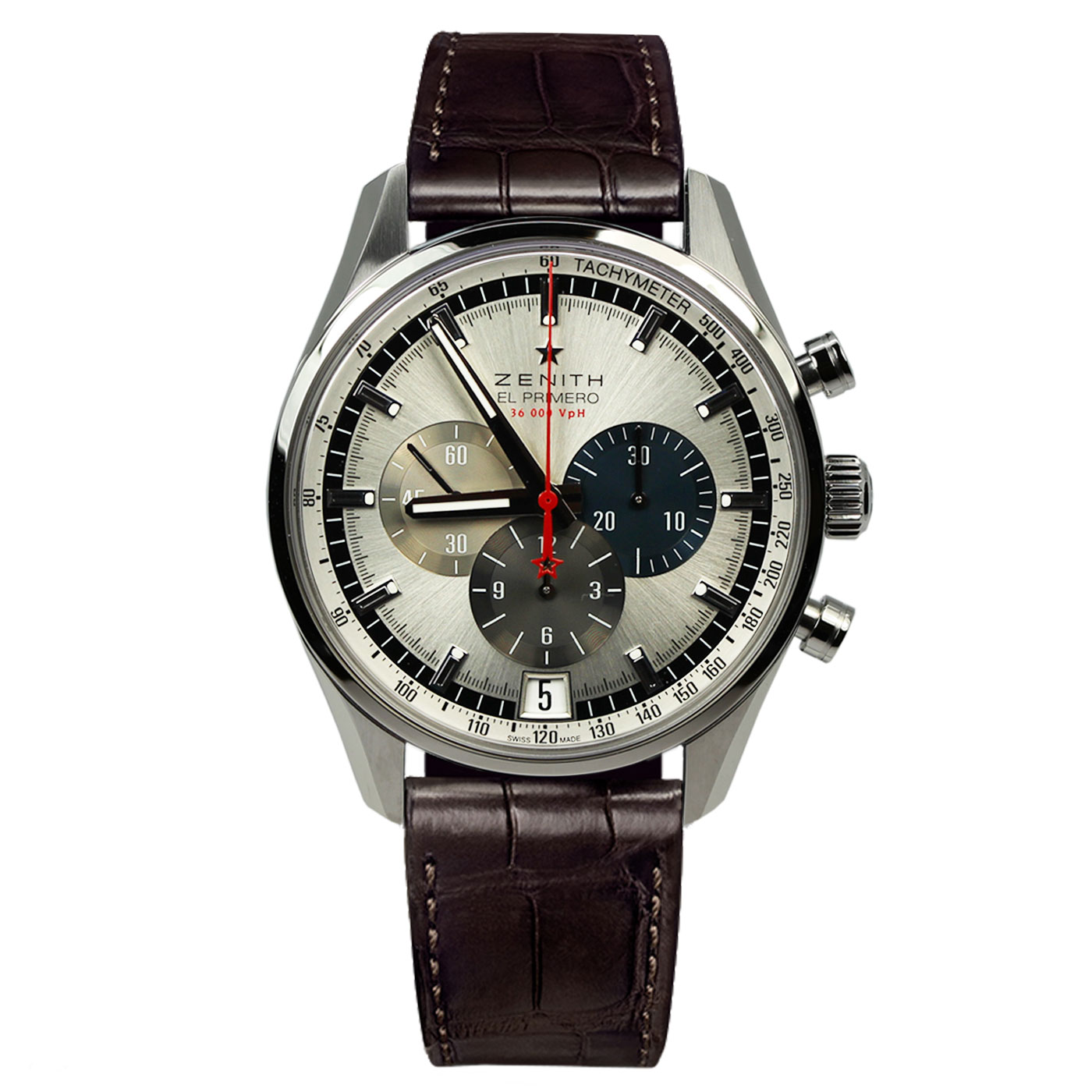zenith el primero watches of mayfair london. Black Bedroom Furniture Sets. Home Design Ideas
