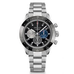 03.3100.3600/21.M3100   Zenith Chronomaster Sport 41mm watch. Buy Online