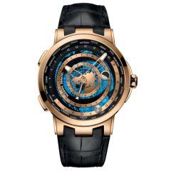 1062-113/01  Ulysse Nardin Executive Moonstruck 46 mm watch. Buy Now