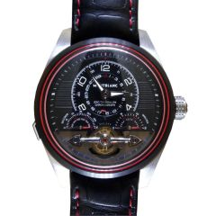 112587 | Montblanc TimeWalker ExoTourbillon Minute Chronograph Limited Edition 44 mm watch. Buy Now