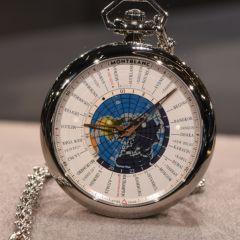 114928 | Montblanc 4810 Orbis Terrarum Automatic 53 mm watch | Buy Now