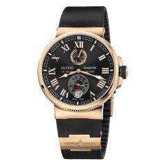 1186-126-3/42   Ulysse Nardin Marine Chronometer Manufacture watch.