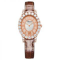 139384-5101   Chopard L'Heure Du Diamant Oval 34.2 x 29.4 mm watch