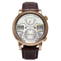 New A. Lange and Sohne 145.032 Zeitwerk Striking Time watch