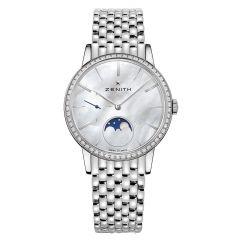 16.2320.692/80.M2320   Zenith Elite Lady Moonphase 36 mm watch. Buy