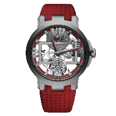 1713-139/BQ | Ulysse Nardin Executive Skeleton Tourbillon 45mm watch. Buy Online