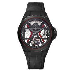 1723-400/BLACK | Ulysse Nardin Blast 45mm watch. Buy Online