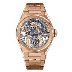 18.9000.8812/79.M9000 | Zenith Defy Zero G 44 mm watch. Buy Online