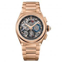 18.9000.9004/71.M9000 | Zenith Defy El Primero 21 44 mm watch. Buy Now