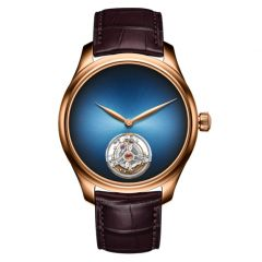 1804-0400   H.Moser & Cie Endeavour Tourbillon Limited Edition 40mm watch. Buy Online