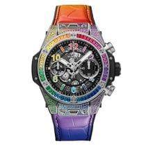Hublot Big Bang Unico Titanium Rainbow 42 mm 441.NX.1117.LR.0999