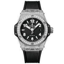 485.SX.1170.RX.1604   Hublot Big Bang One Click Steel Pavé 33 mm watch   Buy Now