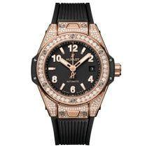 485.OX.1180.RX.1604   Hublot Big Bang One Click King Gold Pavé 33 mm watch   Buy Now