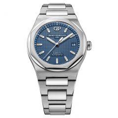 81005-11-431-11A Girard Perregaux Laureato 38 mm watch. Buy Now