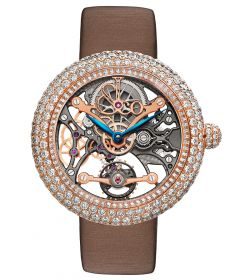 BS431.40.RD.CB.A   Jacob & Co. Brilliant Skeleton Jewelry Rose Gold