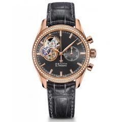 Zenith El Primero Open Lady 22.2150.4062/91.C752. Watches of Mayfair