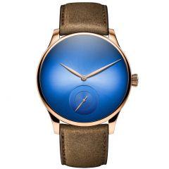 2327-0409   H. Moser & Cie Venturer Small Seconds XL Concept Arctiv Blue 43 mm watch   Buy Now
