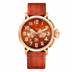 30.2430.4069/78.C811   Zenith Pilot Type 20 Chronograph Trinidad 50Th Anniversary Edition