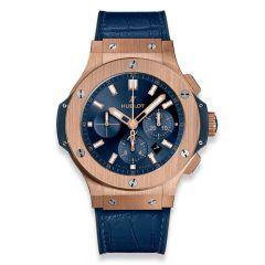 301.PX.7180.LR | Hublot Big Bang Gold Blue 44 mm watch