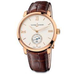 3206-136-2/31   Ulysse Nardin Classico 40 mm watch. Buy Online