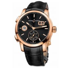 3346-126/92 Ulysse Nardin Dual Time Manufacture 42 mm watch. Buy Now