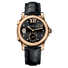 3346-222/30-02 | Ulysse Nardin Classico Lady Dual Time 37.5 mm watch. Buy Now