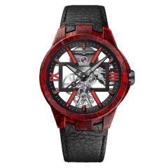 3713-260/MAGMA | Ulysse Nardin Skeleton X 43 mm watch. Buy Online