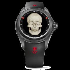 L390/03337 - 390.101.95/0371 SK01 | Corum Big Bubble Magical 52 3D Skull 52mm watch.