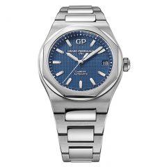 81010-11-431-11A Girard Perregaux Laureato 42 mm watch. Buy Now