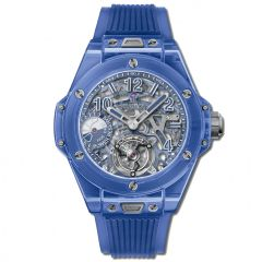 405.JL.0120.RT   Hublot Big Bang Tourbillon Power Reserve 5 Days Blue Sapphire 45 mm   Buy Now