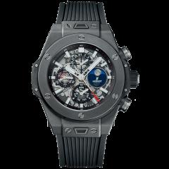 406.CI.0170.RX | Hublot Big Bang Unico Perpetual Calendar Black Magic 45 mm watch | Buy Now