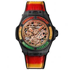 414.CI.4010.LR.4096.NJA19| Hublot Big Bang Meca-10 Nicky Jam Ceramic X Setting 45 mm | Buy Now
