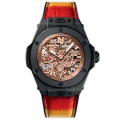 414.CI.4010.LR.NJA18 | Hublot Big Bang Meca-10 Nicky Jam Ceramic 45 mm watch | Buy Now
