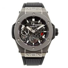 414.NI.1123.RX Hublot Big Bang Meca -10 Titanium watch