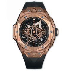 418.OX.1108.RX.MXM19   Hublot Big Bang Unico Sang Bleu II King Gold 45 mm watch   Buy Now