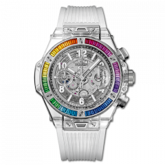 Hublot Big Bang Unico Sapphire Rainbow 42mm 441.JX.4802.RT.4099
