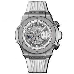 441.NE.2010.RW | Hublot Big Bang Unico Titanium White 42 mm watch | Buy Now