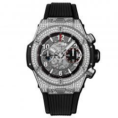 441.NX.1170.RX.1704   Hublot Big Bang Unico Titanium Pave 42 mm watch   Buy Now