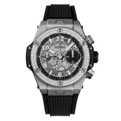Hublot Big Bang Unico Titanium Diamonds 42mm 441.NX.1171.RX.1104