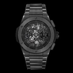451.CX.1140.CX | Hublot Big Bang Integral All Black 42mm watch. Buy Online