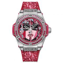 465.SX.1130.VR.1213.LIP19 | Hublot Big Bang One Click Marc Ferrero Steel Red 39 mm | Buy Now