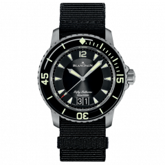 5050-12B30-NABA | Blancpain Fifty Fathoms Automatique Grande Date