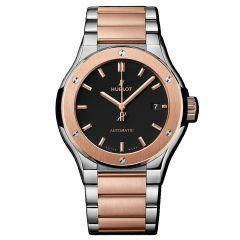 510.NO.1180.NO | Hublot Classic Fusion Titanium King Gold Bracelet 45 mm watch | Buy Now
