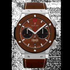 521.NC.0589.VR.OPX14 | Hublot Classic Fusion Forbidden Titanium Brown Ceramic 45mm watch.