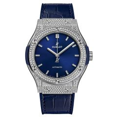 542.NX.8970.LR.1704.BBE19   Hublot Classic Fusion Best Buddies Limited Edition 42mm watch. Buy Online