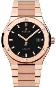 Hublot Classic Fusion King Gold Bracelet 548.OX.1180.OX (Watches)