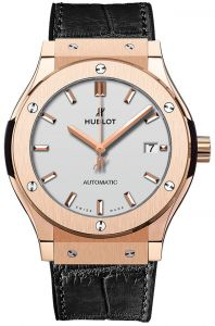 Hublot Classic Fusion Opalin King Gold 565.OX.2611.LR (Watches)
