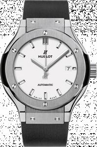 Hublot Classic Fusion Titanium Opalin 582.NX.2610.RX