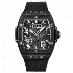 614.CI.1170.RX | Hublot Spirit Of Big Bang Meca-10 Black Magic 45mm watch. Buy Online