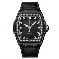 665.CX.1170.LR.1204   Hublot Spirit Of Big Bang Black Magic Diamonds 39 mm watch   Buy Now